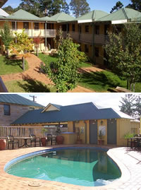 Pioneer Motel Kangaroo Valley