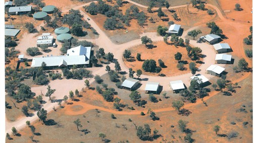 Mungo Lodge - Tourism Search