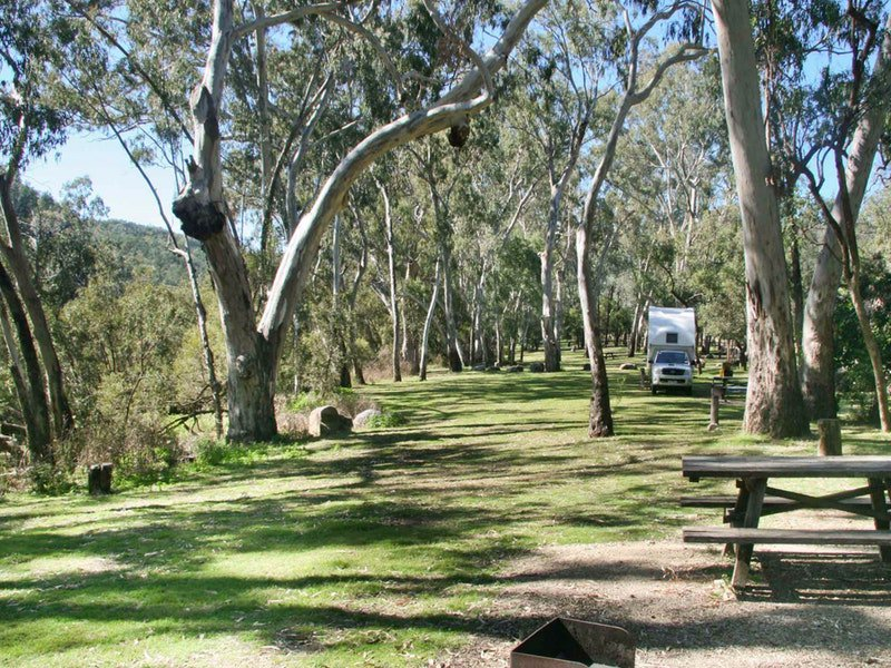 Lemon Tree Flat campground