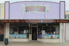 Cradle Mountain Candy Company and Honey Boutique