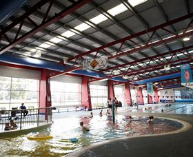 Wangaratta YMCA Indoor Sports  Aquatic Centre