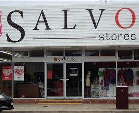 Salvos Opportunity Shop Wangaratta