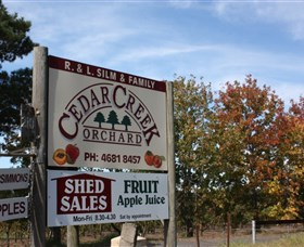 Cedar Creek Orchard