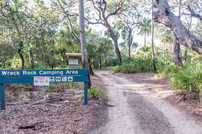 Deepwater National Park Camping Ground