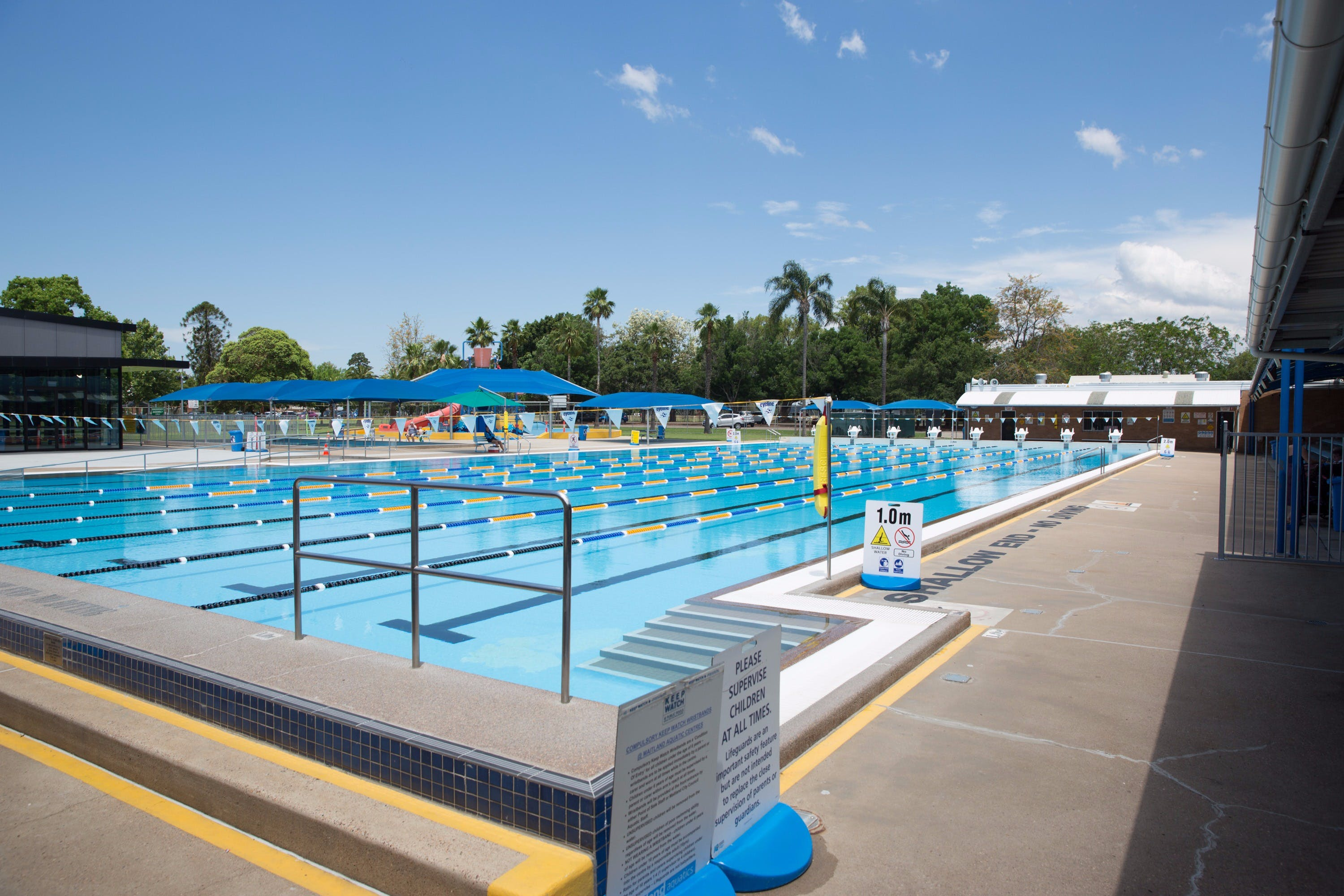 East Maitland Aquatic Centre