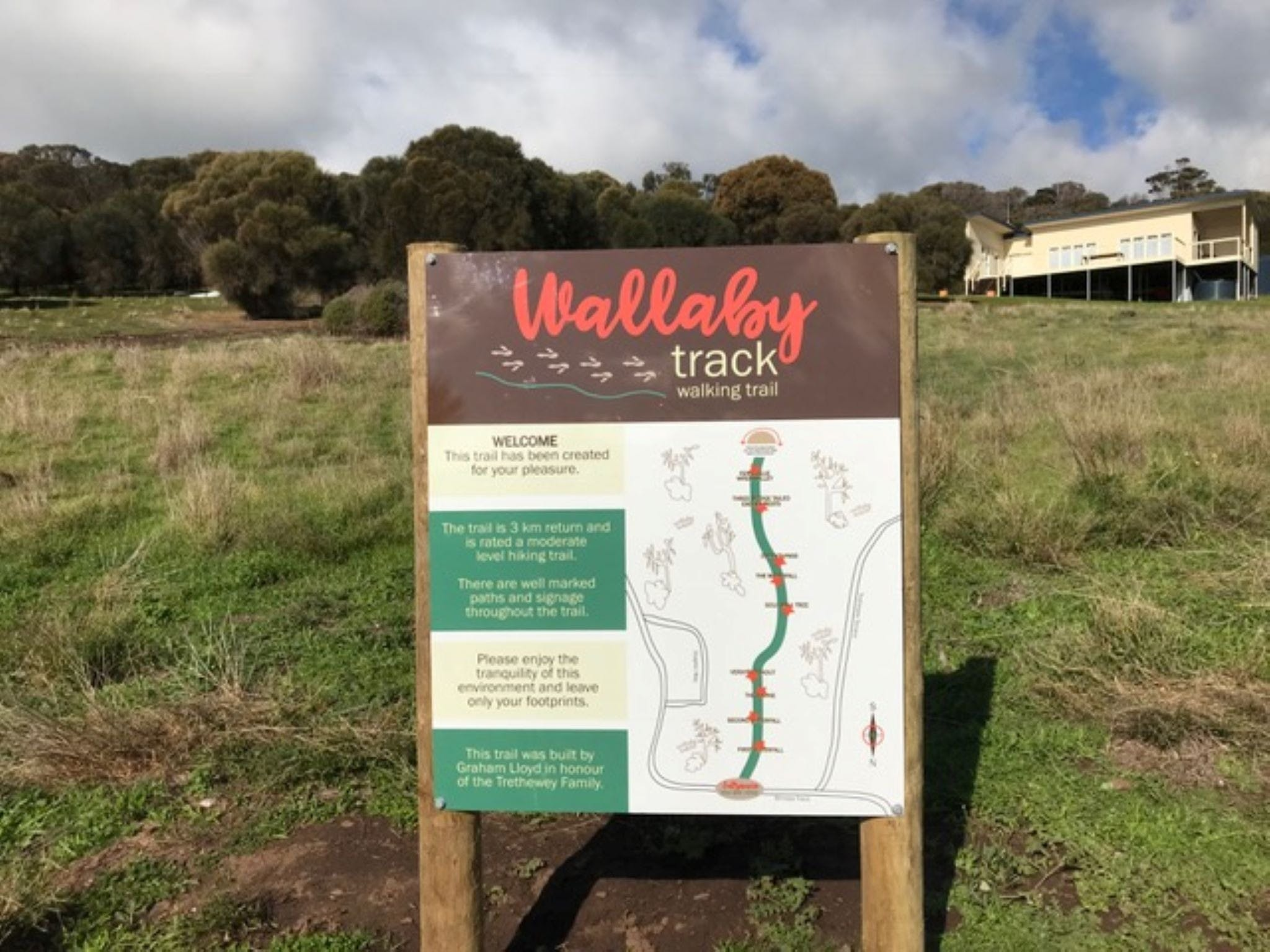 The Wallaby Track