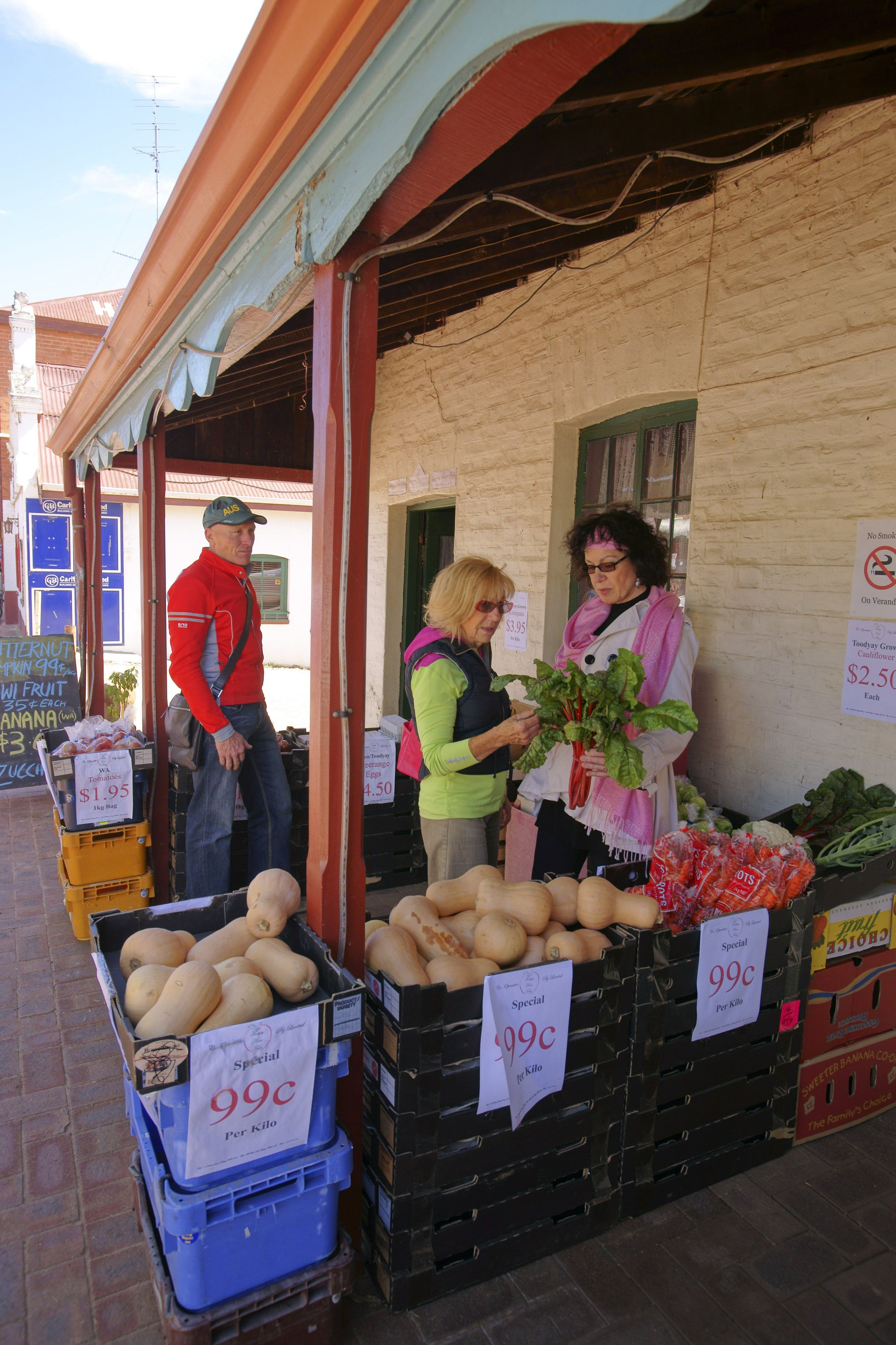 Toodyay Food and Picnic Trail