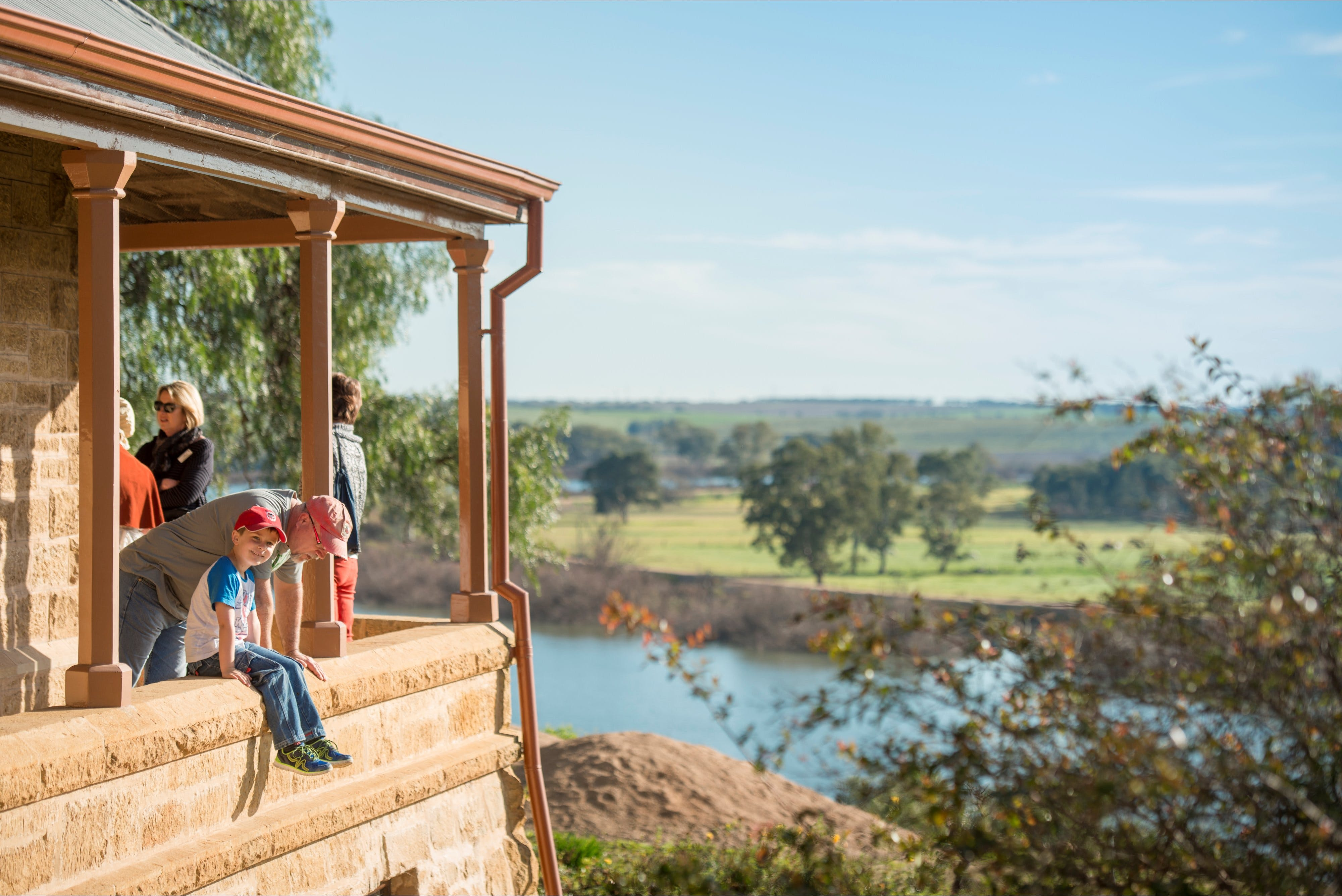 The Murray Bridge Discovery Trail