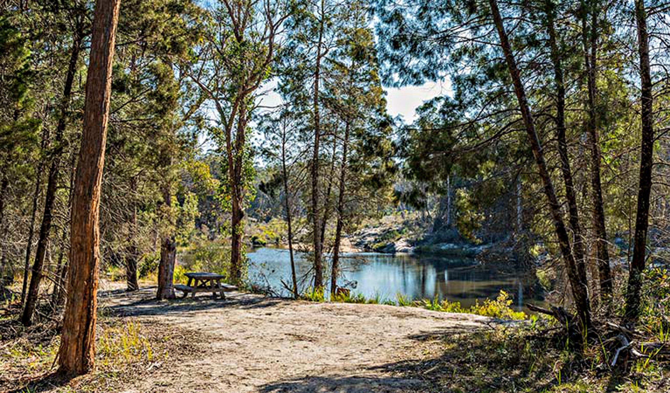 River Walk Boonoo Boonoo National Park