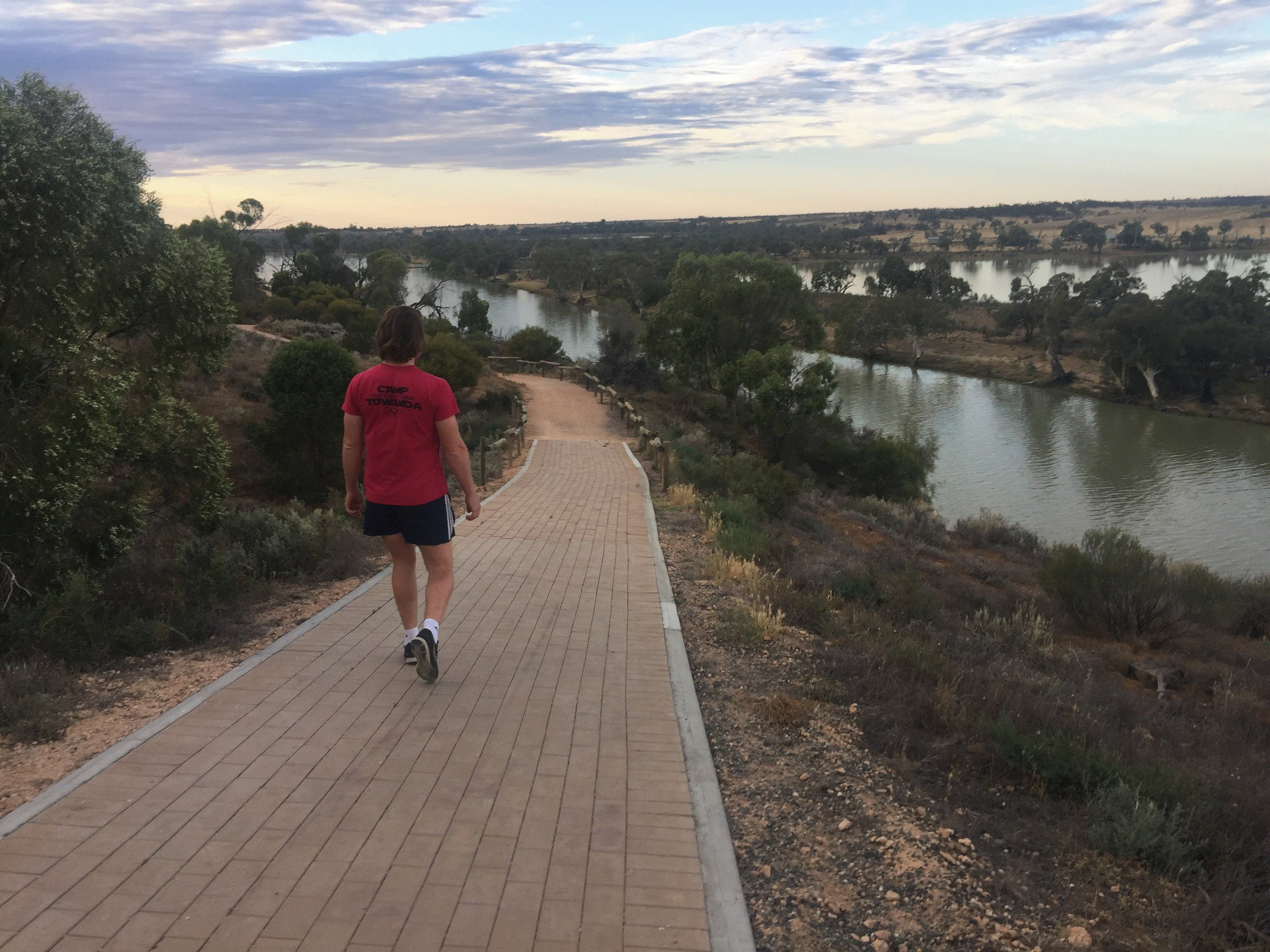Waikerie Rotary Cliff Top Walk
