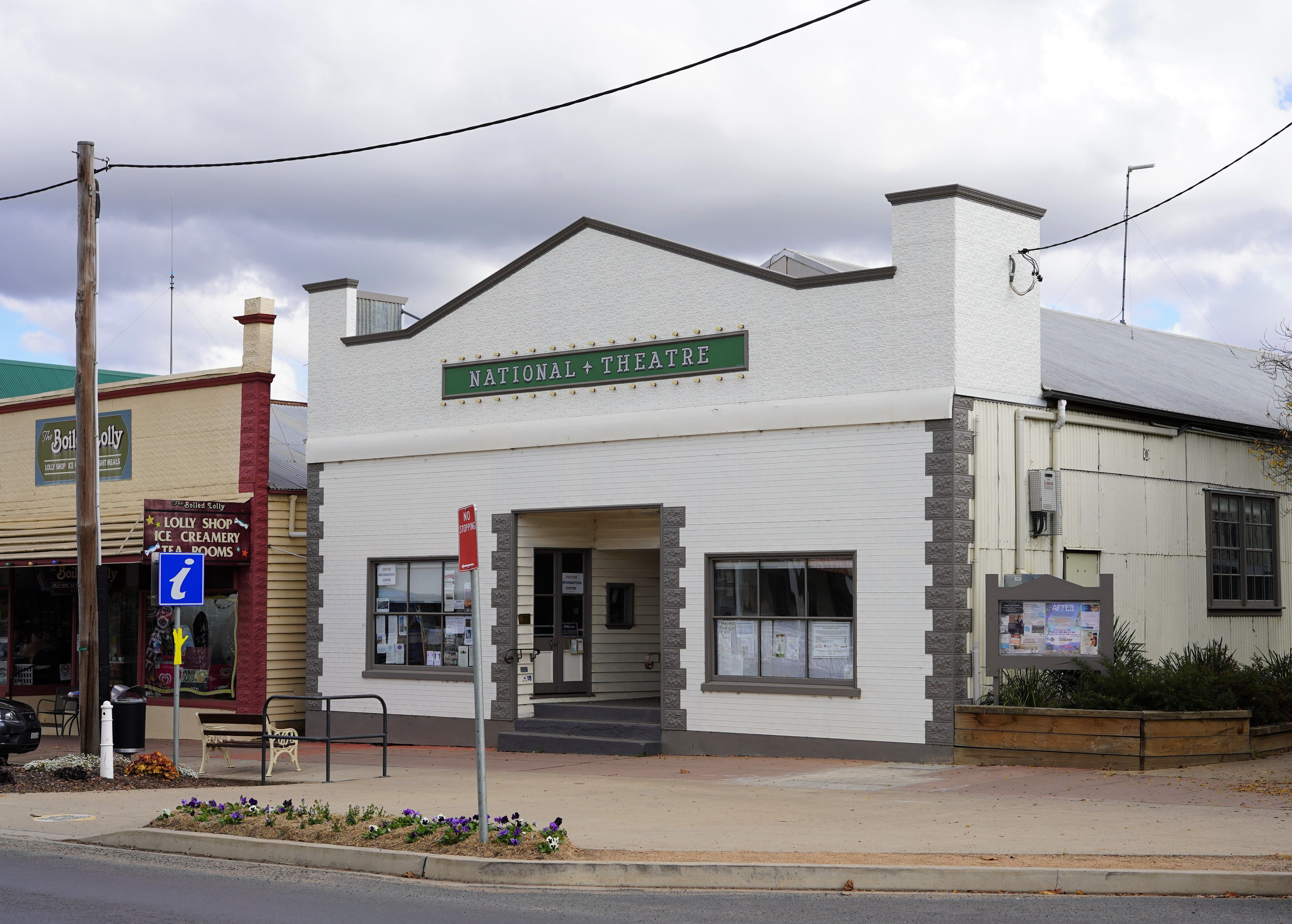 Braidwood Visitors Information Centre at the Theatre