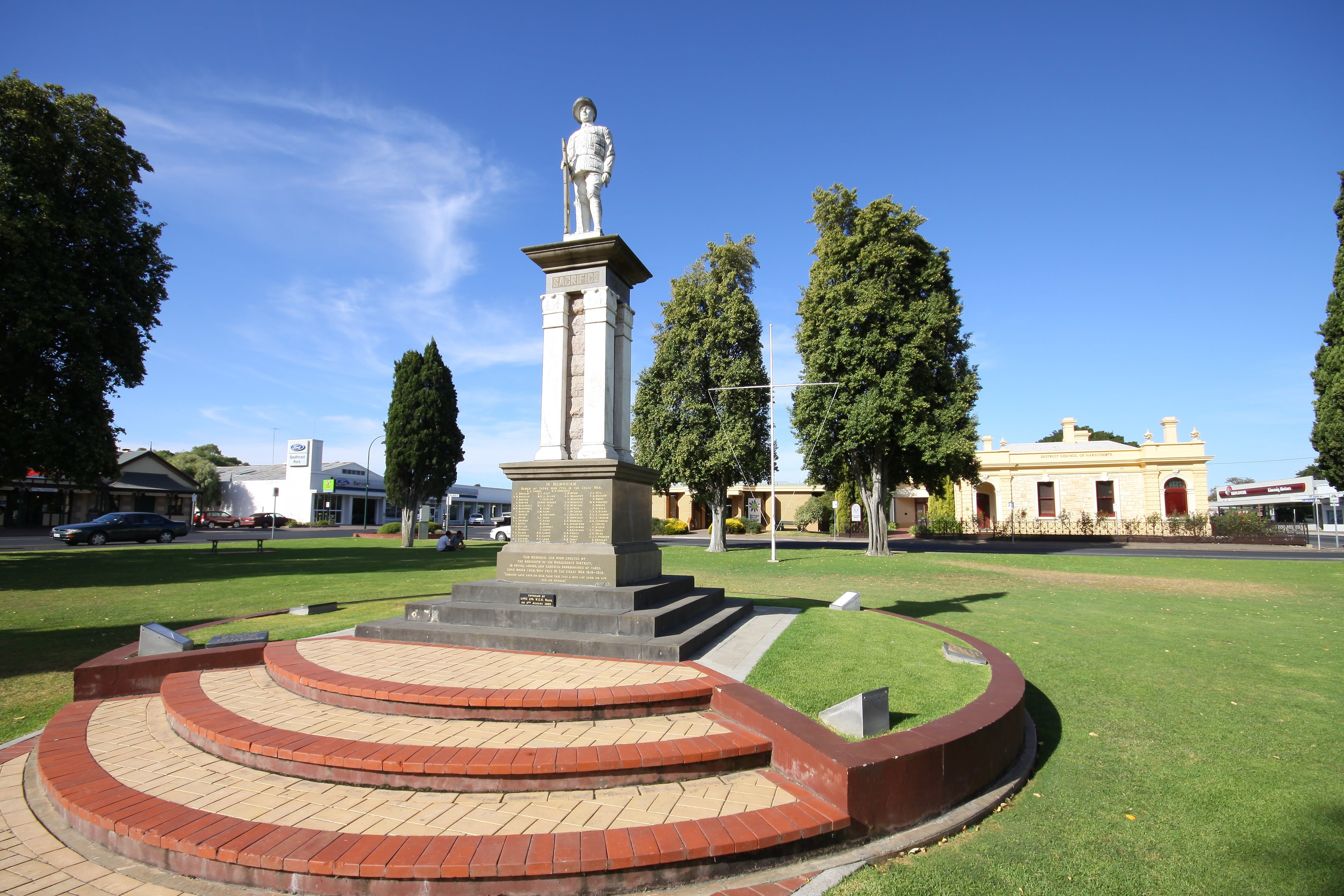 Naracoorte Town Square
