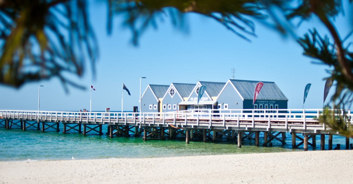 Busselton Jetty  Underwater Observatory Tour