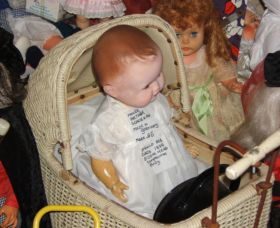 Little Darlings Doll Museum and Coffee Shop