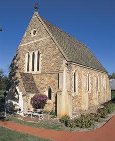 Uniting Church - York