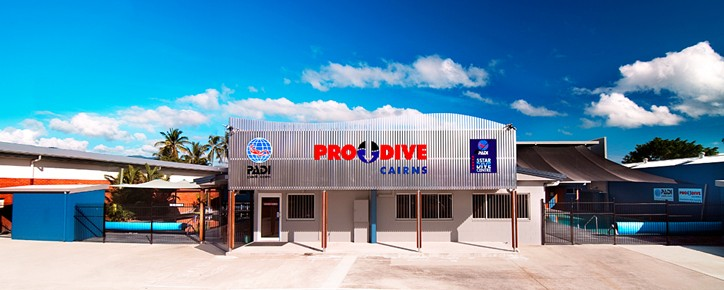 Pro Dive Cairns - Tourism Search