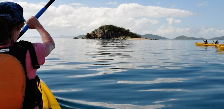 Salty Dog Sea Kayaking - Tourism Search