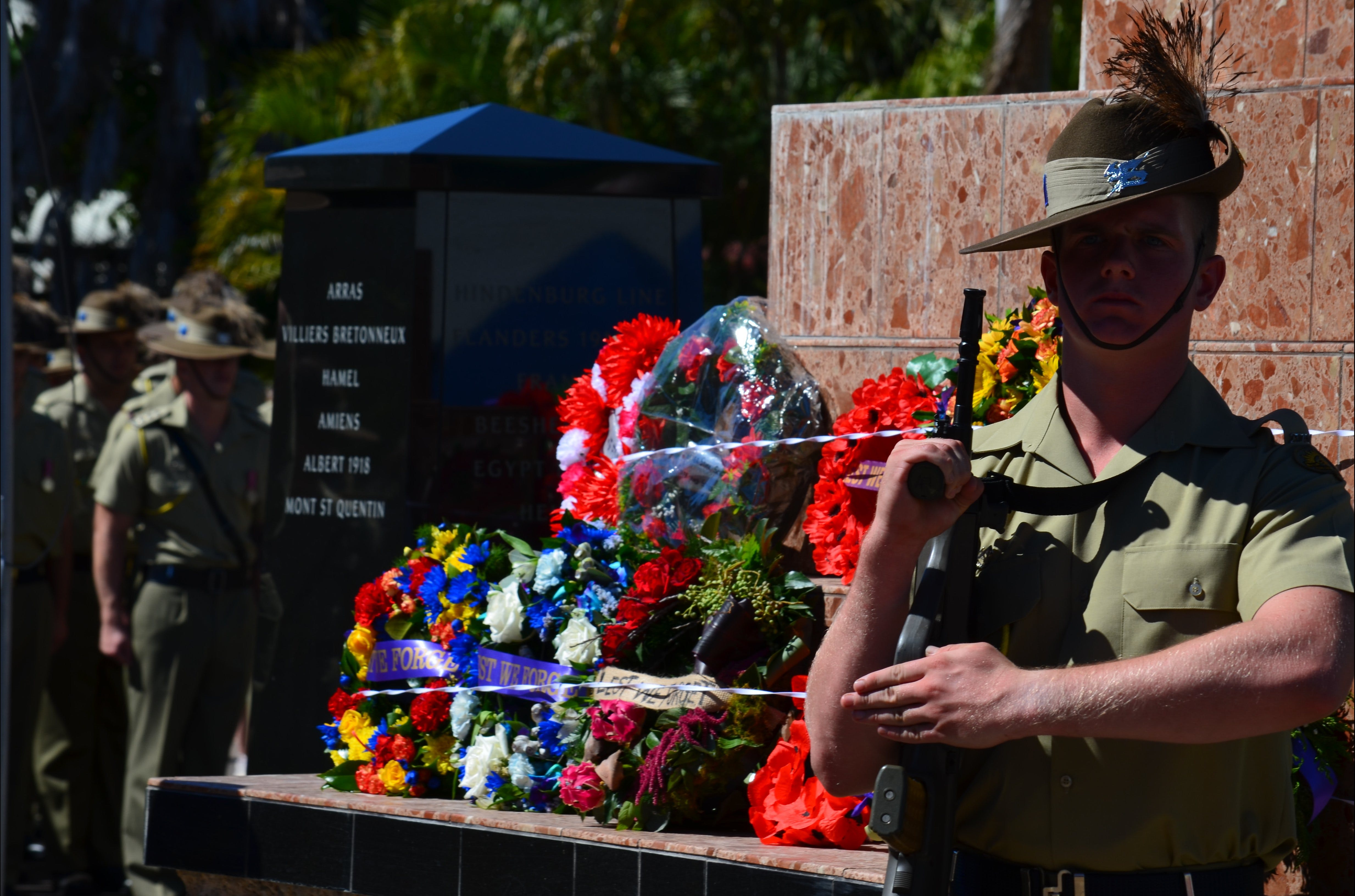 Anzac Day Charters Towers