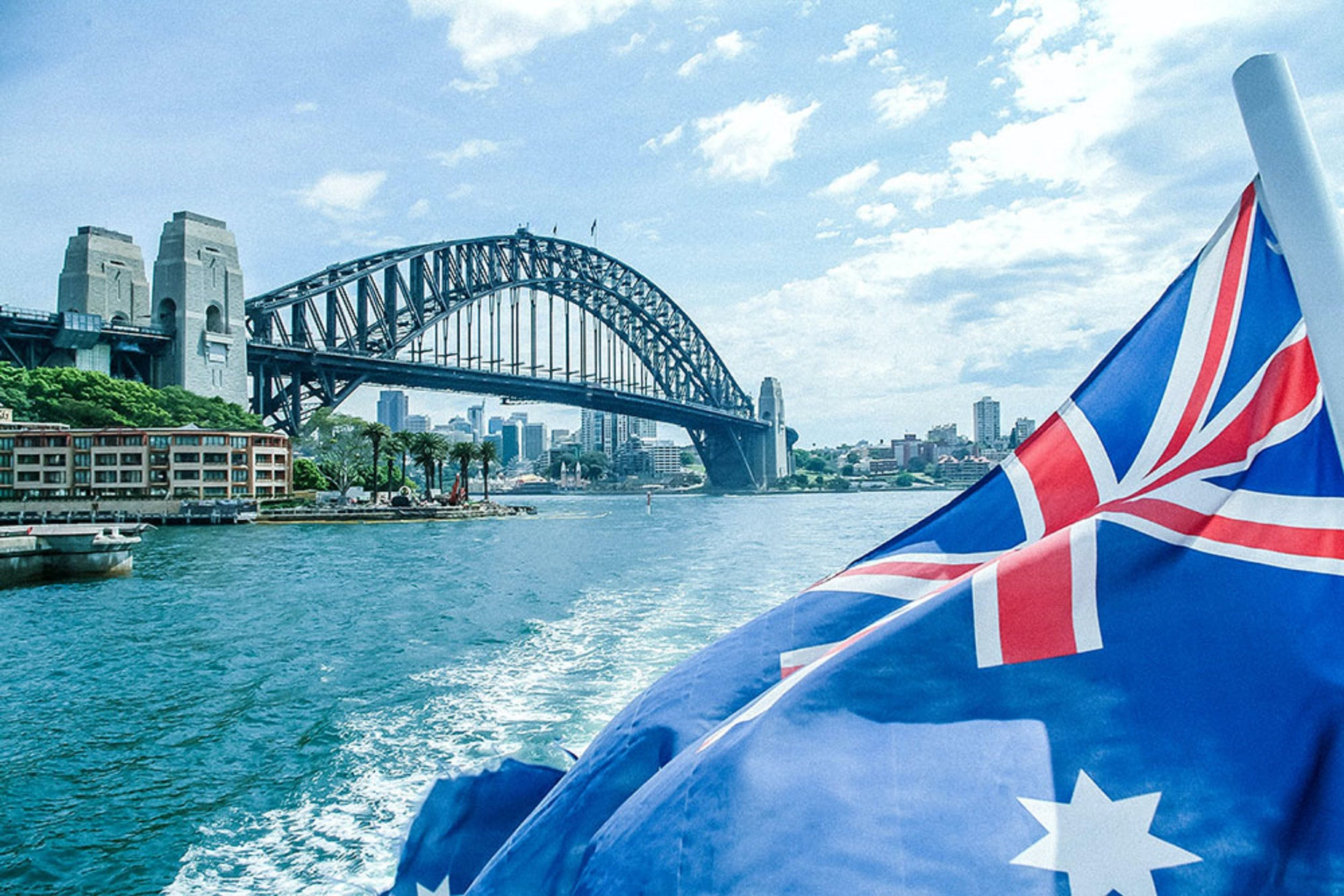Australia Day Lunch and Dinner Cruises On Sydney Harbour with Sydney Showboats