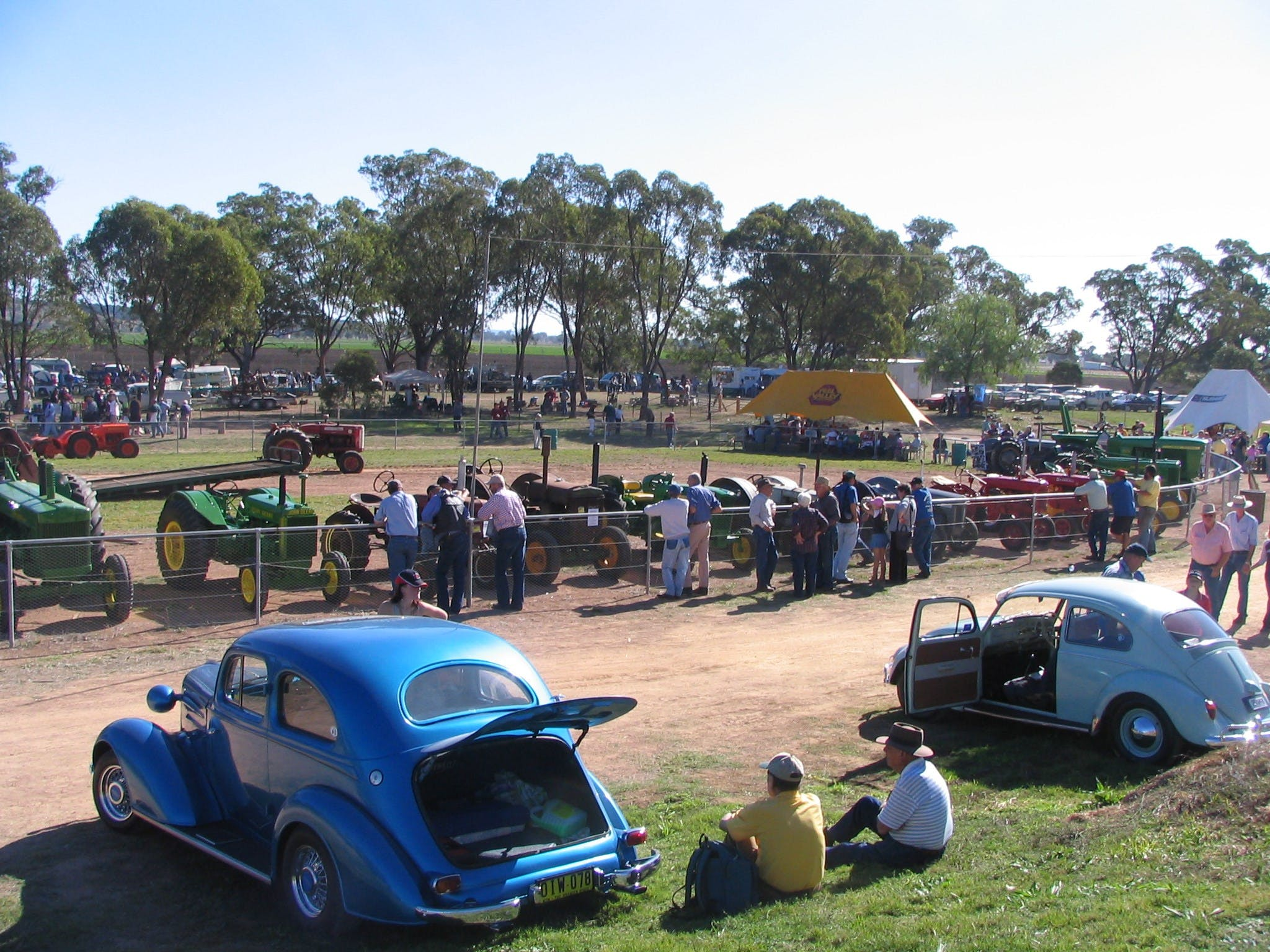 Quirindi Rural Heritage Village - Vintage Machinery and Miniature Railway Rally and Swap Meet