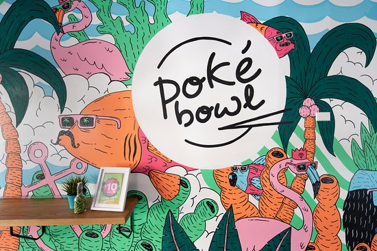 Poke Bowl Paddington