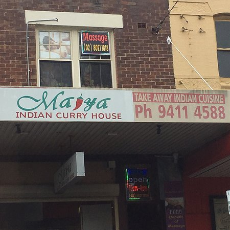 Maiya's Curry House