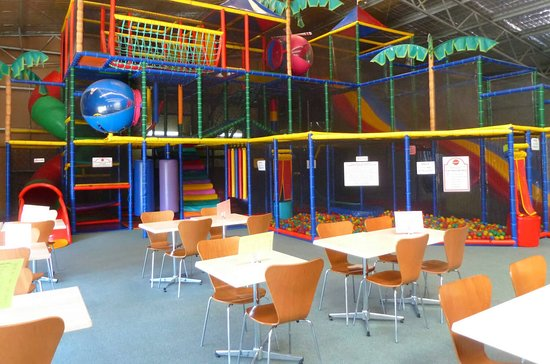 Rumble Tumbles Indoor Playcentre  Cafe