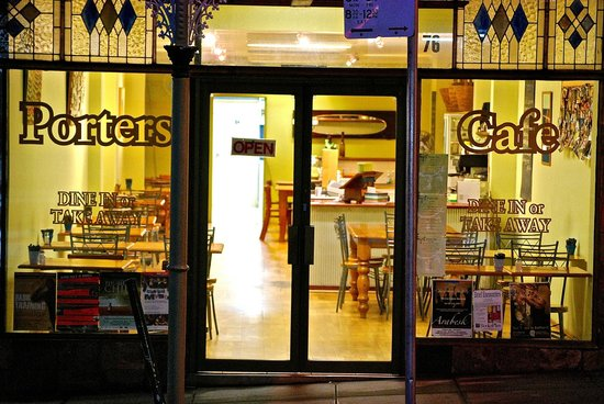 Porters Cafe