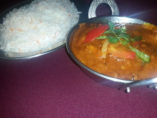The Ruby Indian Restaurant