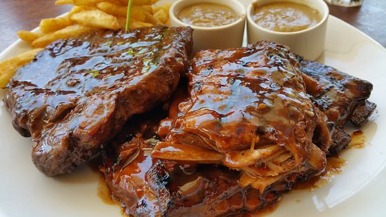Ribs and Rumps