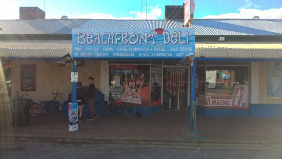 Beachfront Deli