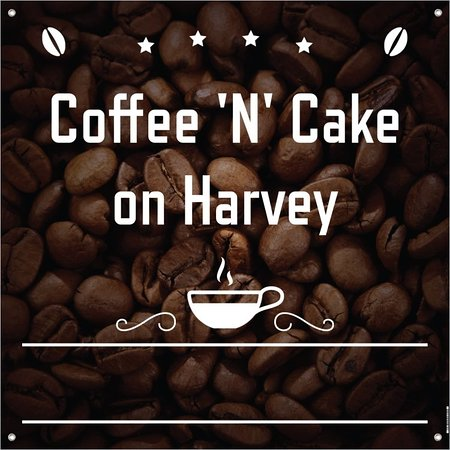 Coffee N Cake On Harvey