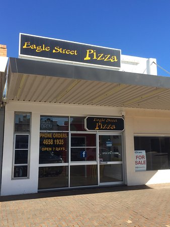 Eagle Street Pizza