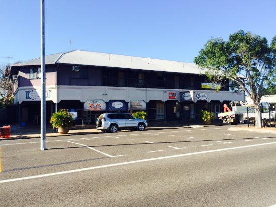 The Burdekin Hotel Restaurant