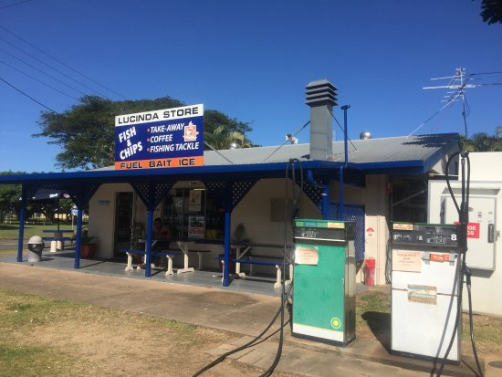 Lucinda Jetty Store  Take-Away