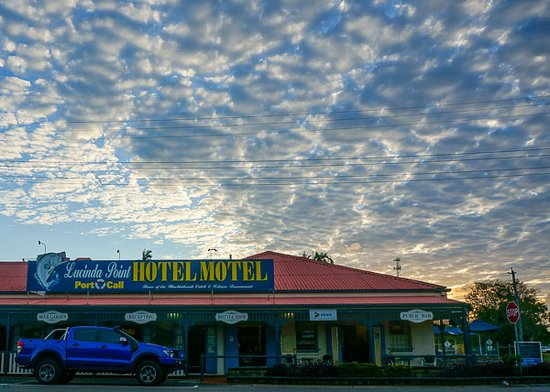 Lucinda Point Hotel Motel Restaurant