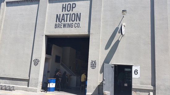 Hop Nation Brewing Company