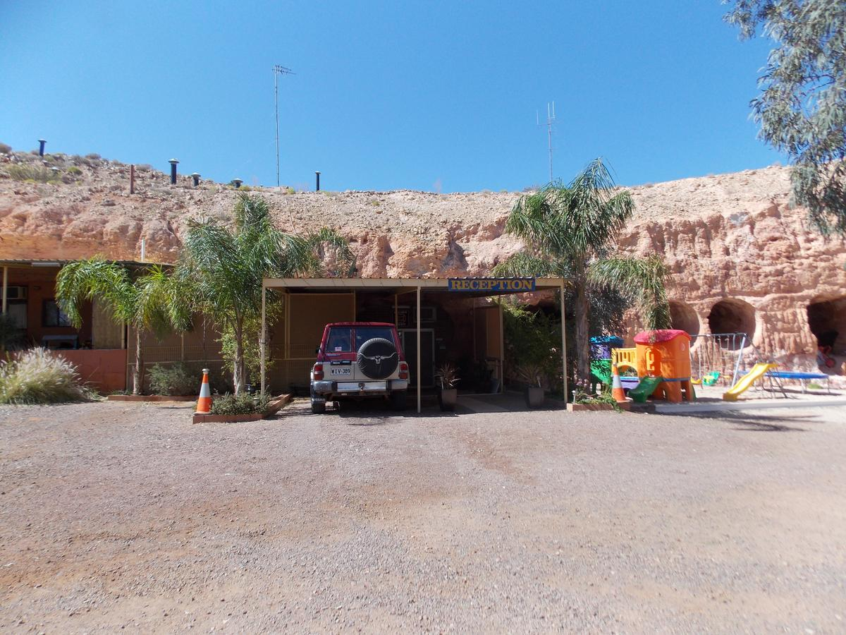 Desert View Apartments Coober Pedy