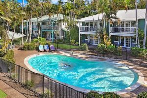 Coral Beach Noosa Resort Noosaville