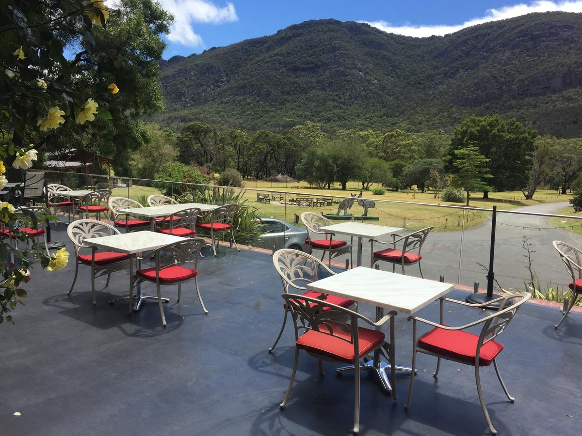 The Grampians Motel and The Views Bar  Restaurant