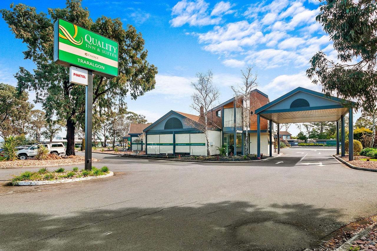 Quality Inn  Suites Traralgon