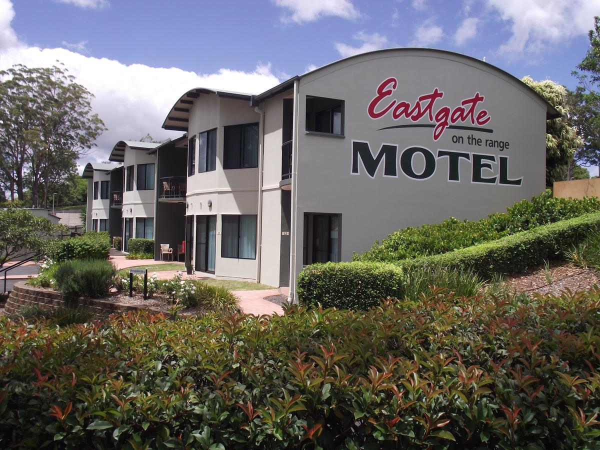 Eastgate Motel on the Range